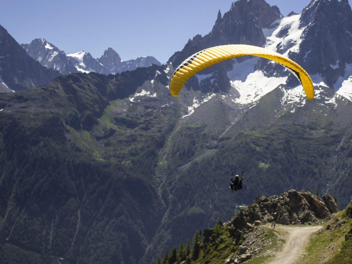 Paragliding, adrenaline sports holidays | Soca Valley, Kamno, Slovenia